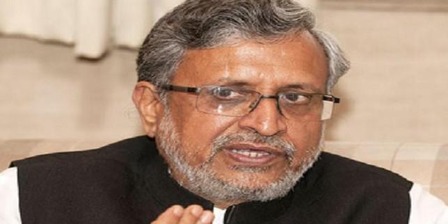 बजट पूर्व बैठक में बिहार में बच्चों की मौत पर केंद्रीय मदद की करेंगे मांग : सुशील मोदी