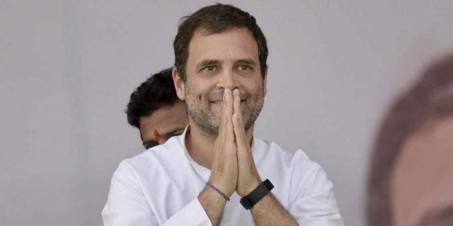 राहुल गांधी के फ्लाइट इंजन में आई खराबी, पटना के बीच रास्ते से लौट रहे दिल्ली
