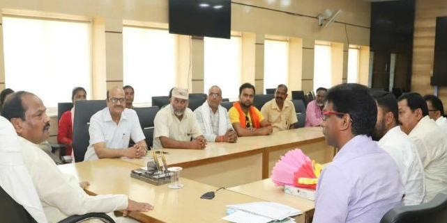 गांवों में शहर जैसी सुविधा उपलब्ध कराना हमारी सरकार का लक्ष्य : रघुवर दास