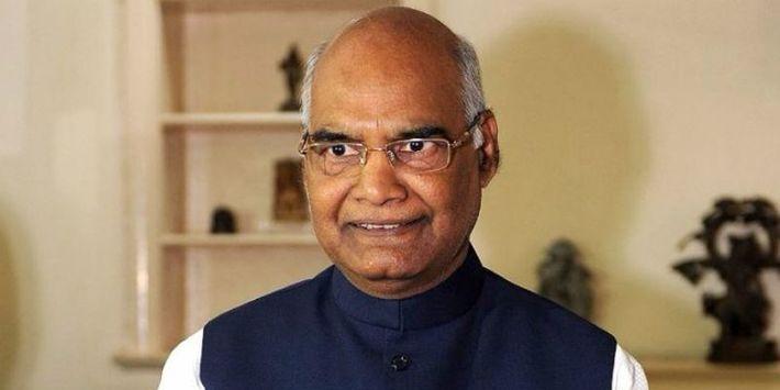 राष्ट्रपति कोविंद का जन्मदिन आज, पीएम मोदी, अमित शाह और कांग्रेस ने ट्वीट कर दी शुभकामनाएं