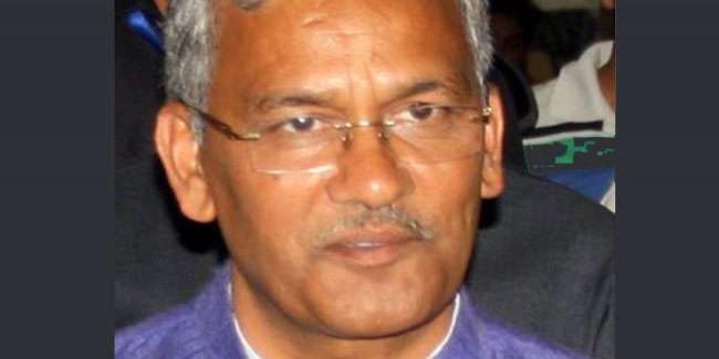 सीएम रावत बोले, बंगाल में मिल रही बीजेपी को बढ़त; बौखलाई दीदी करवा रही हिंसा