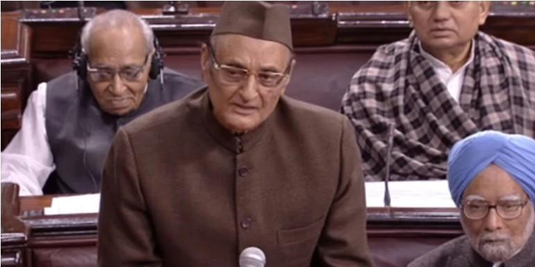 राहुल के इस्तीफे पर कर्ण सिंह ने कहा, अब देर न करे कांग्रेस