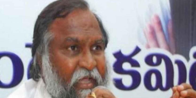 Child-lifting case: MLA Jaggareddy announces Rs 2 lakh reward on newborn