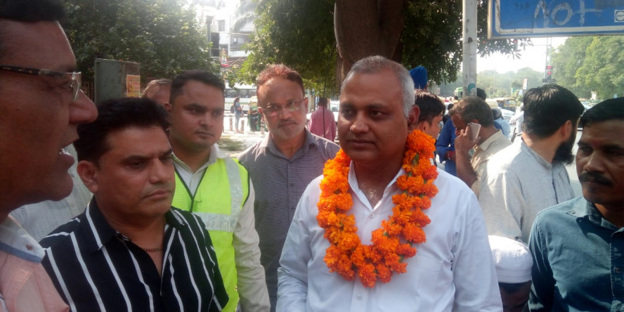 Haryana is Deeply Upset With BJP Coming to Power: AAP Somnath Bharti
