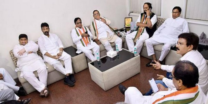 Congress to move SC over MLC bypoll under local bodies' quota