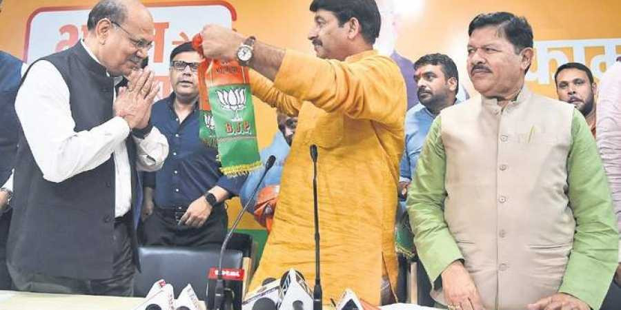 BJP to target college students for its membership drive in Delhi