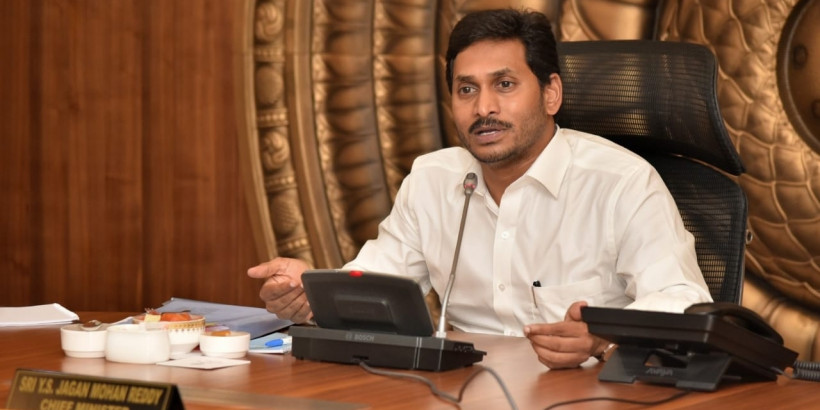 CM Jagan urges people to maintain peace post Ayodhya Verdict