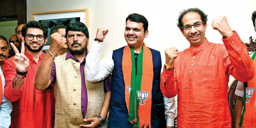 BJP-Sena's smaller allies seek 80 seats to contest in Maharashtra Assembly polls