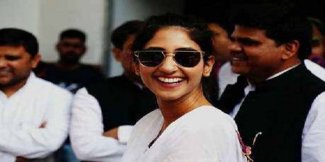 कांग्रेस ने MLA अदिति सिंह को जारी किया व्हिप उल्लंघन का कारण बताओ नोटिस