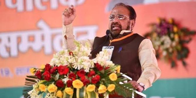 भाजपा नेता गोपाल भार्गव के खिलाफ FIR