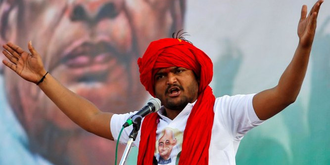 Gujarat govt wants Hardik Patel to face criminal case