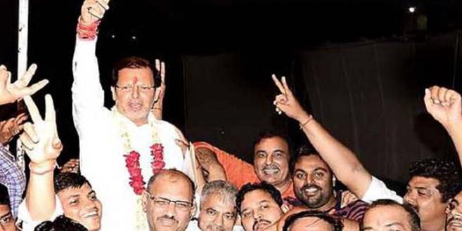 कांग्रेस ने रात 3 बजे की री-काउंटिंग की मांग की तो रोका परिणाम, सुबह 4 बजे जीते अरविंद शर्मा