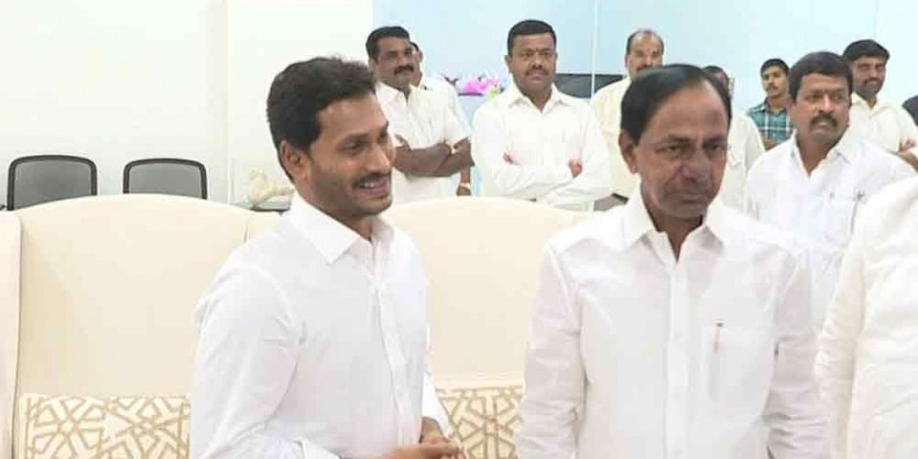 The wait is over! Two State Chief Ministers Jagan and KCR to Meet on Bifurcation Elements