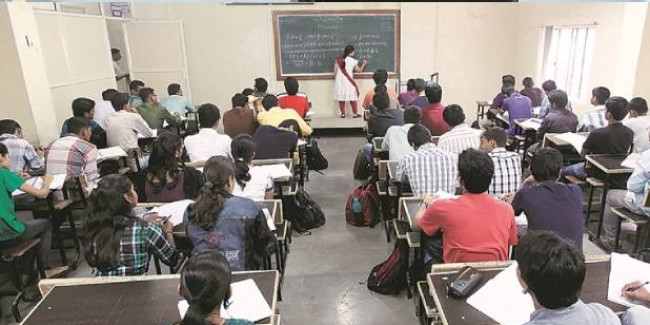 Manipur teachers irked over lowered pay scale, to go for three-day mass casual leave