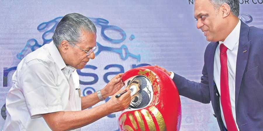 Reports of Nissan leaving Kerala baseless: CM Vijayan
