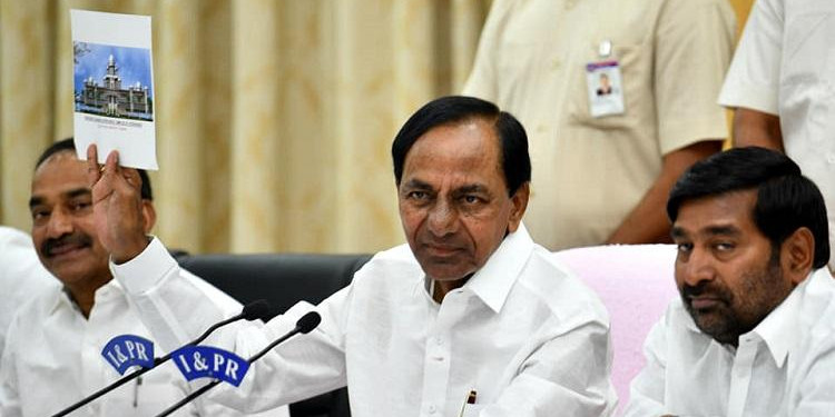 Telangana CM KCR's plans for a new Secretariat: Technical panel submits report