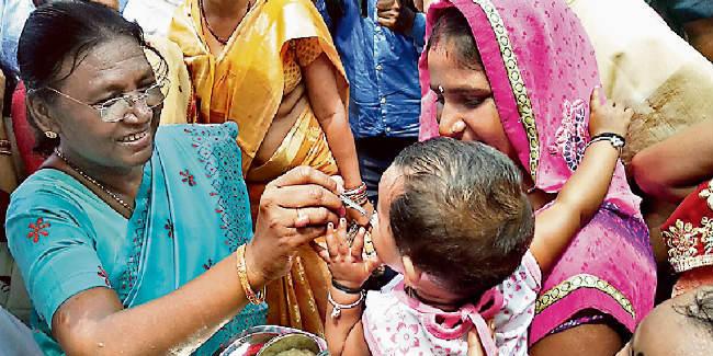 गोड्डा : विकास से संवर रही गरीबों की जिंदगी : राज्यपाल