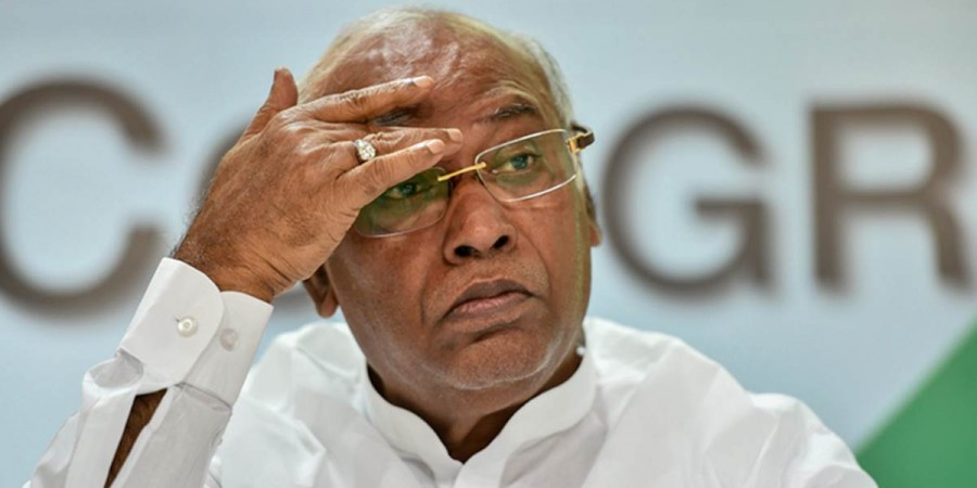 Kharge plays down the debate on next Chief Minister involving his name