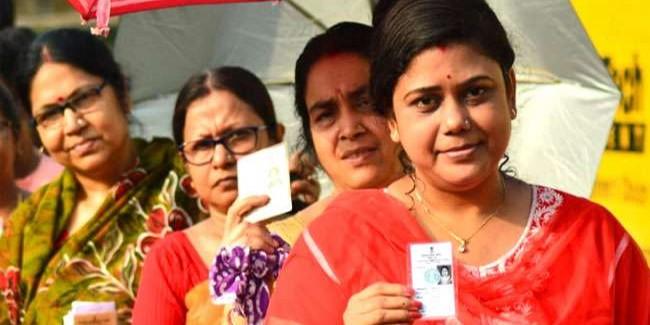 Jharkhand Lok Sabha Election 2019 Phase 6 Live Updates: झारखंड में वोट वर्षा, 11 बजे तक 31% मतदान