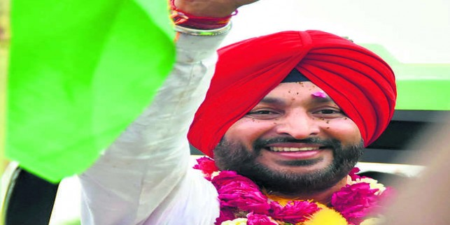 'My work, anti-Badal wave will help me win'