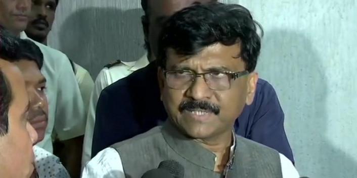 Party With 105 MLAs Should Form the Govt: Shiv Sena MP Sanjay Raut