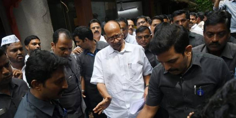 Shiv Sena: Sharad Pawar a leader of standing, ED has made bank case political