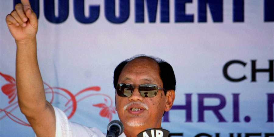 Hope new governor finds early solution to Naga issue: Nagaland CM Neiphiu Rio