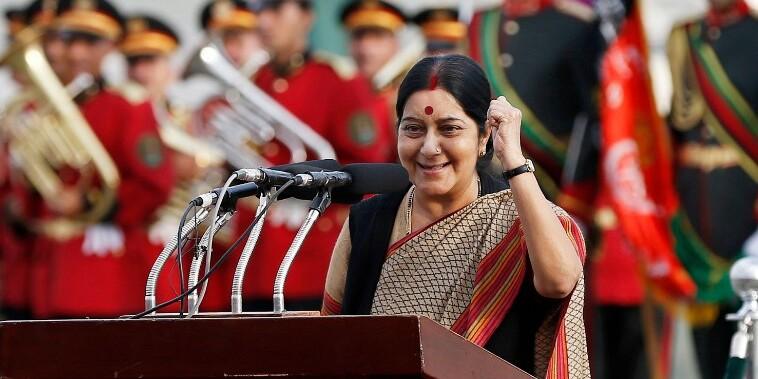 काशी में सुषमा स्वराज का बड़ा दावा, बोलीं- छह चरणों के मतदान में ही मिला पूर्ण बहुमत