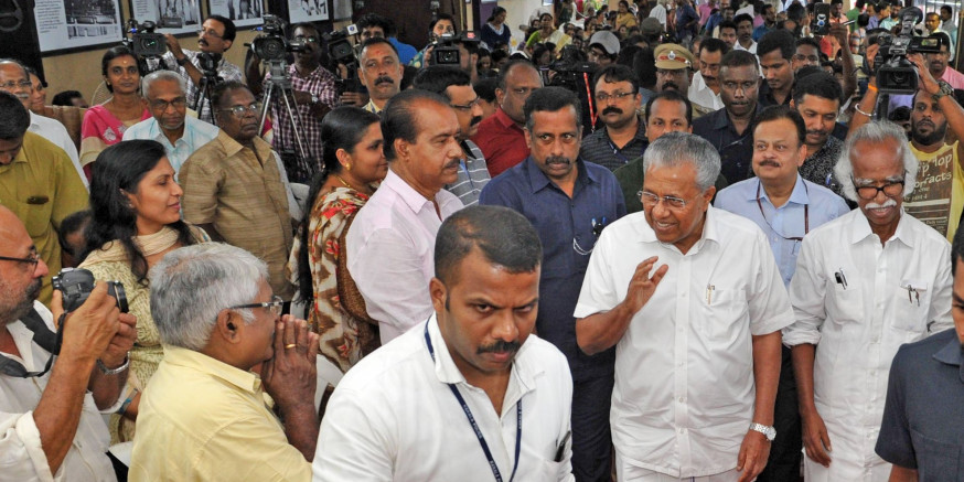 Pinarayi Vijayan: Kerala considering opening pubs
