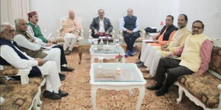 हिमाचल उपचुनाव: भाजपा ने टिकट के लिए बनाए पैनल