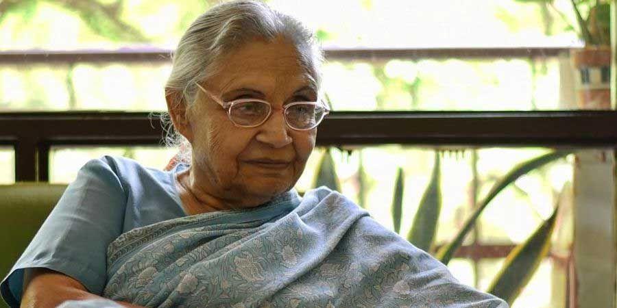 दिल्ली की सबसे चहेती CM रहीं शीला दीक्षित का निधन, 81 साल की उम्र में ली अंतिम सांस