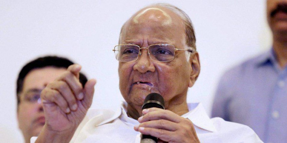 Is Sharad Pawar no longer powerful in Maharashtra?