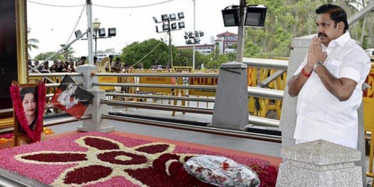 Edappadi Palaniswami: How the accidental CM has become a crafty politician