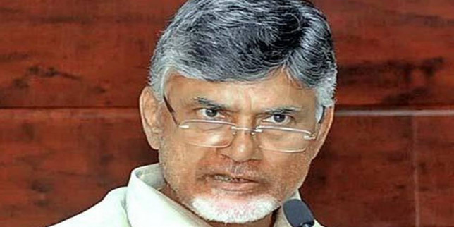 Assembly session a flop show by YSR Congress Party: Naidu