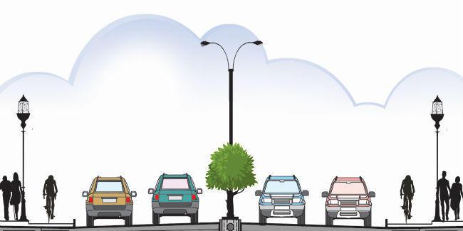 रांची : राजभवन से कांटाटोली चौक तक स्मार्ट रोड बनाने का काम शुरू