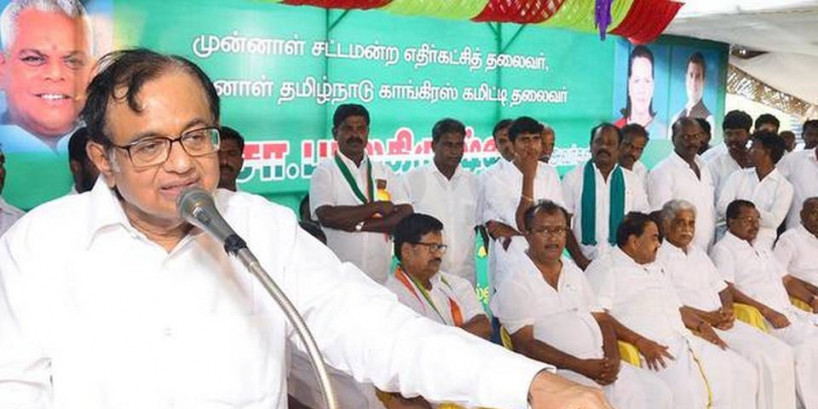 'One nation, one poll' is an evil design: Chidambaram