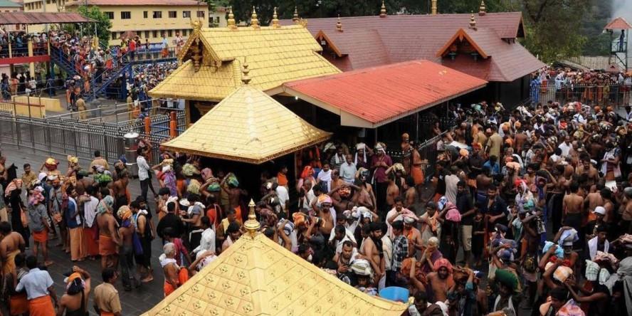 Kerala Police Stops 12 Year Old Girl from Entering Sabarimala Temple