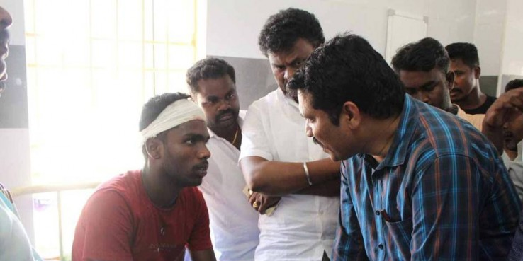 12 held for attack on Dalits in Ponparappi