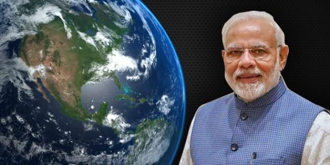 'BJP ने मोदी की स्टार पावर का फायदा उठाया', NDA की जीत पर बोला विदेशी मीडिया
