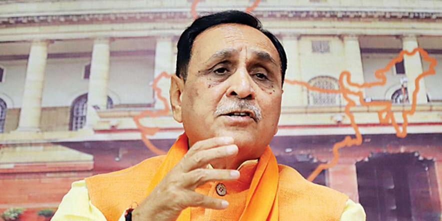 Gujarat CM Vijay Rupani to host Mann ni Moklaash