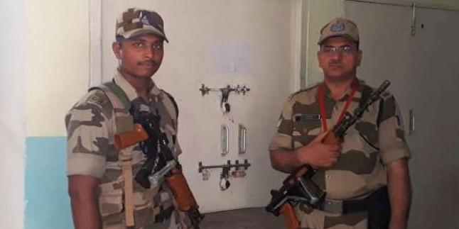 मतगणना के दौरान में टकराव की आशंका, हरियाणा ने मांगी अर्द्ध सैनिक बलों की 20 कंपनियां