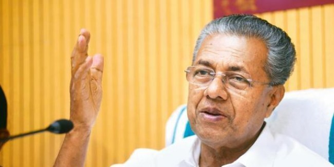 Kerala CM takes dig at Congress MLAs on quitting spree