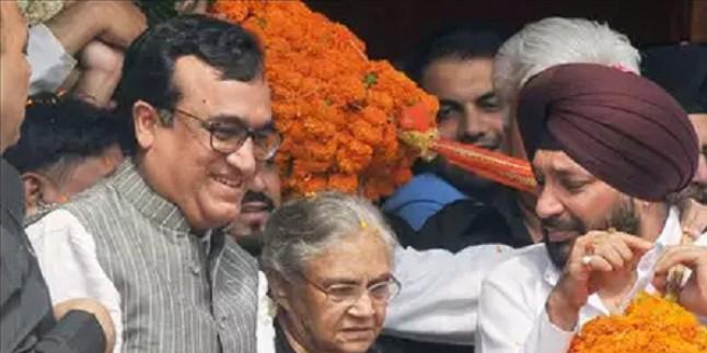हार में भी संजीवनी ढूंढ रही है दिल्ली कांग्रेस