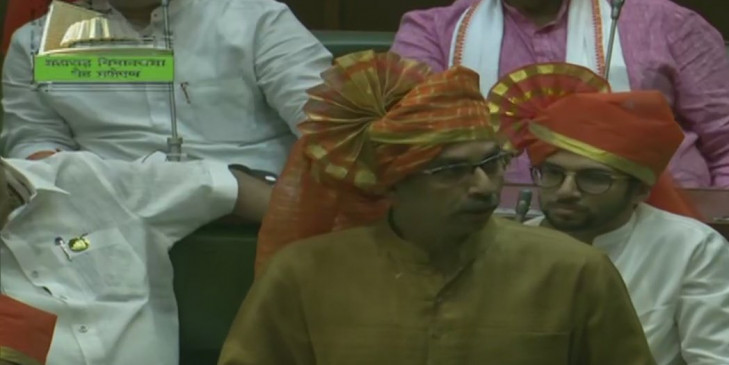 Maha Vikas Aghadi Passes Floor Test While BJP Walks Out of Assembly