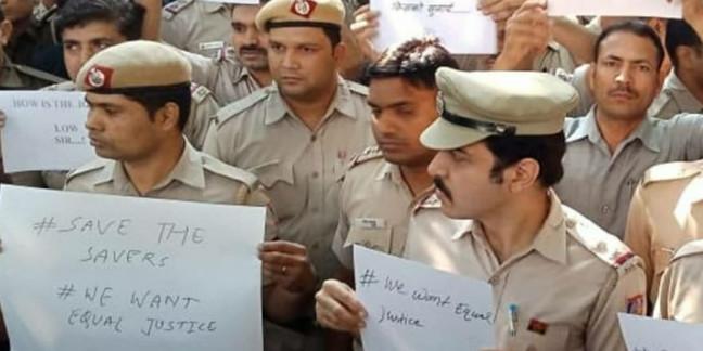 तीस हजारी कांड पर पूर्व अफसर ने दिल्ली पुलिस कमिश्नर को घेरा