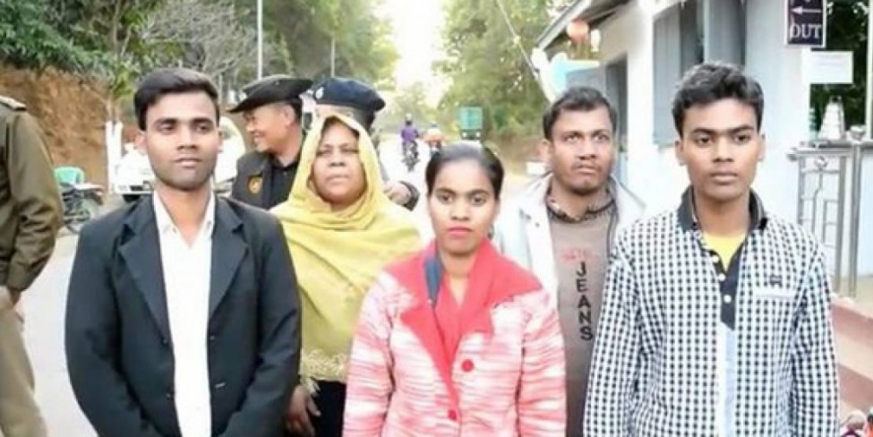 New Delhi asks Mizoram to push back Rohingya refugees