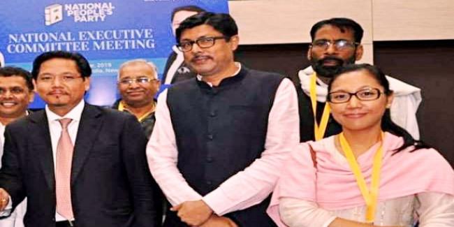 भाजपा को लगा झटका, बीच चुनाव में इस बड़े नेता ने छोड़ी पार्टी