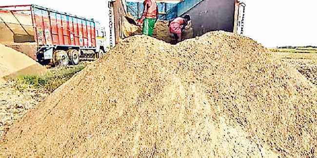 झारखंड में 16 अक्तूबर से होगी सरकारी दर पर बालू की बिक्री, ऑनलाइन देना होगा ऑर्डर