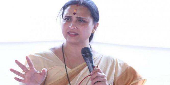 NCP को दूसरा झटका,अब चित्रा वाघ ने छोड़ी पार्टी
