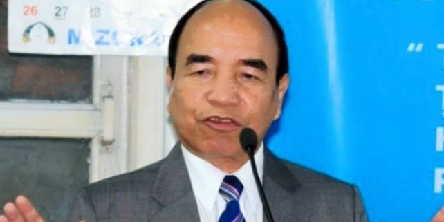 Mizoram Chief Minister Zoramthanga presents a tax-free budget